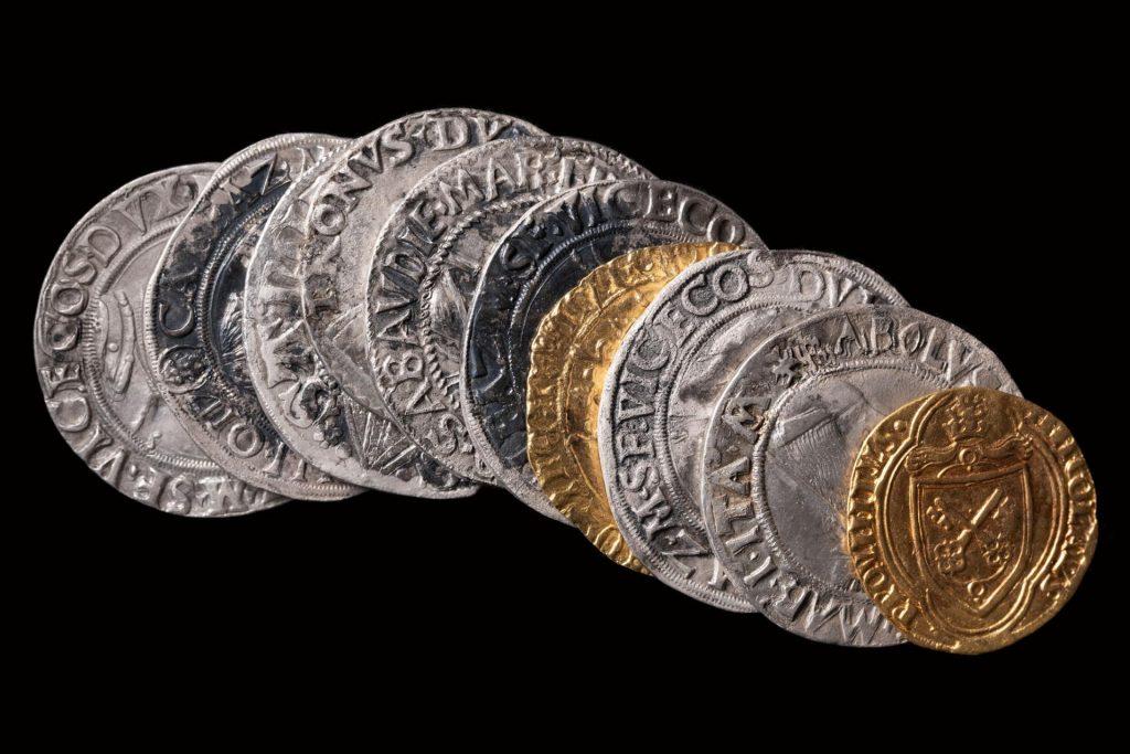 Image Un dépôt monétaire à Dijon