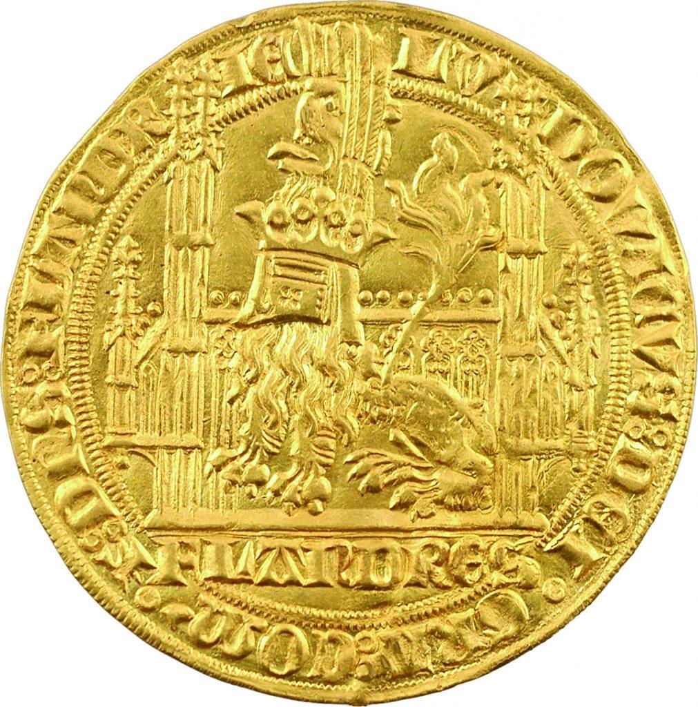 Image Le comté de Flandre de 866 à 1795