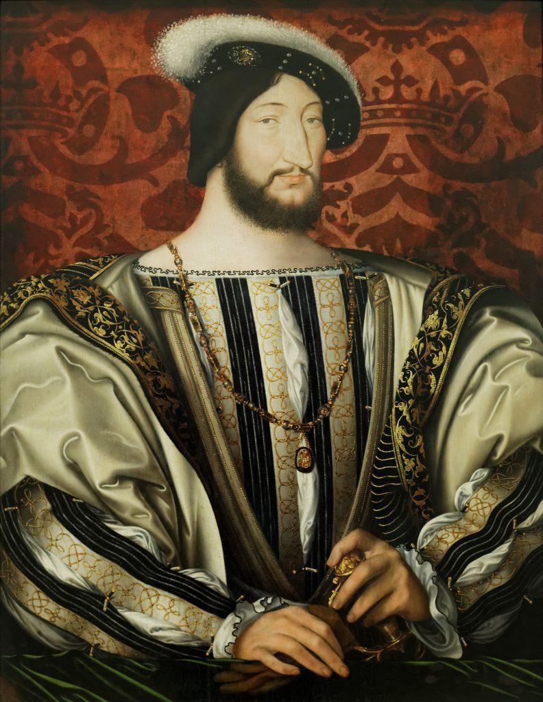 Image Les rois de France et l'Italie