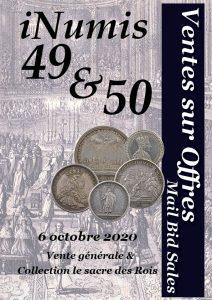 Image Ventes iNumis 49 & 50