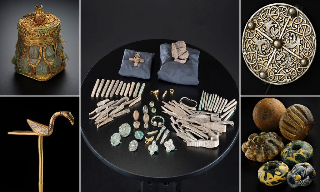 Image Une découverte historique sur l'un des trésors Vikings